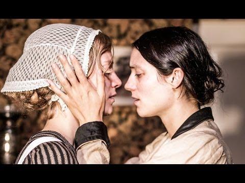 Lesbian break up scene - The False Heart