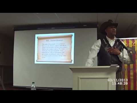 Why we Need Transparency- Sheriff David Clarke