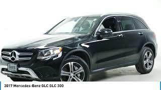 2017 Mercedes-Benz GLC GLC 300 Minnetonka Minneapolis Wayzata,MN 25637