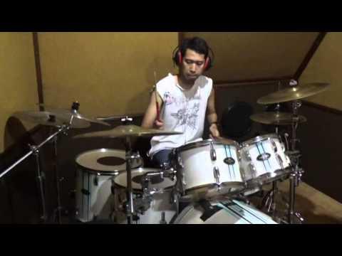Jamrud - Berakit-rakit (Drum Cover)