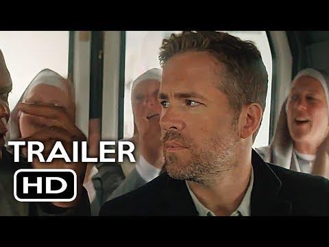 The Hitman's Bodyguard Official Trailer #2 (2017) Ryan Reynolds, Samuel L. Jackson Action Movie HD