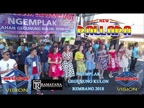 Akhir Sebuah Cerita  All Artis New Pallapa Gegunung Kulon Rembang 2018