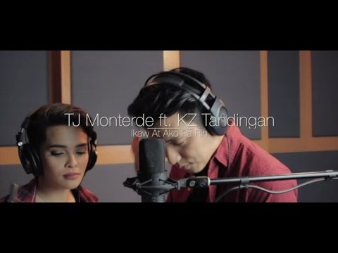 TJ Monterde Ft. KZ Tandingan - Ikaw At Ako Pa Rin - Official Lyric Video