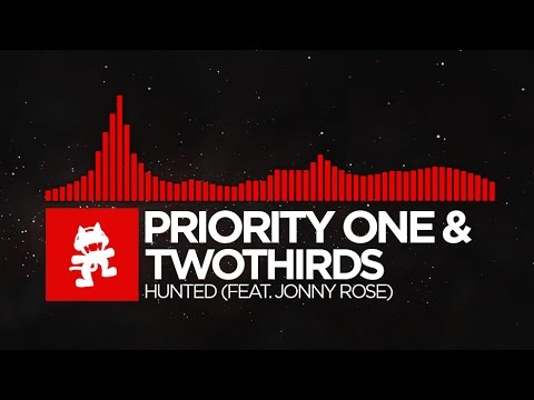 DnB  Priority One & TwoThirds  Hunted feat Jonny Rose Monstercat Release