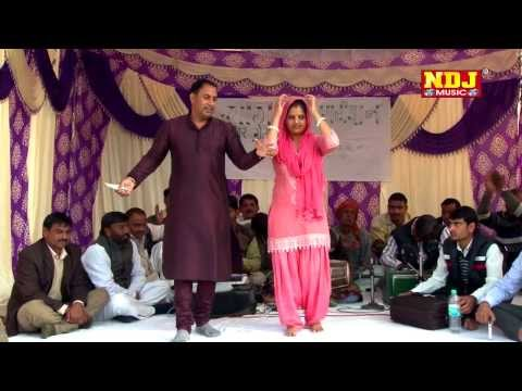 Haryanvi Latest Ragni 2014 Ghunghat By Nisha Bhati,goutam Bhati Ndj Music video