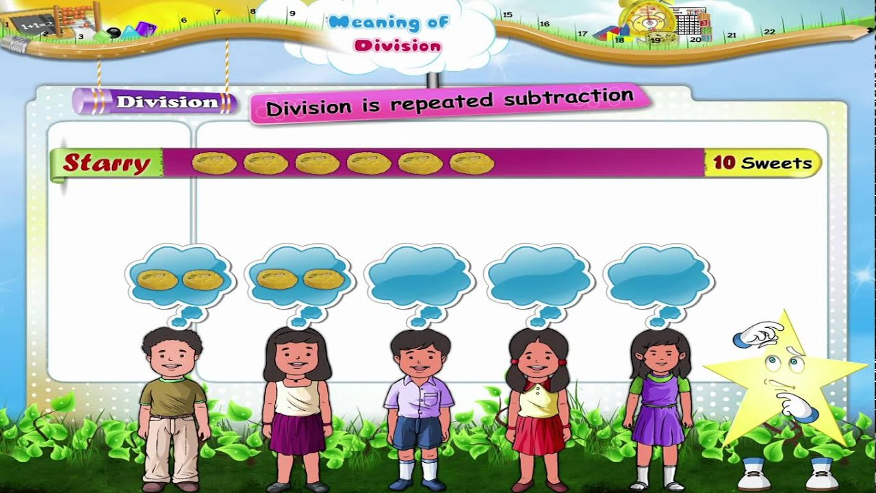 how to learn division easily