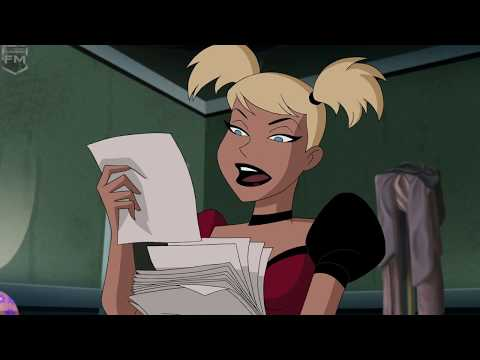 XXX Nightwing with Harley Quinn | Batman and Harley Quinn