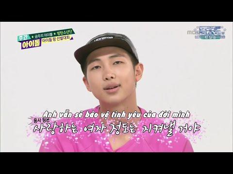 [BangTanSodamn][Vietsub] 150617 BTS @ Weekly Idol