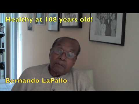 Amazing 108 Years Old and Healthy! Part 2 of 3