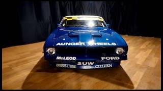 John Goss prototype Ford XB Falcon GT Hard Top Group C - Classic Car Auction 9th December