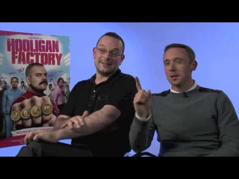Interview: Nick Nevern, Jason Maza | The Hooligan Factory (the Fan Carpet) video