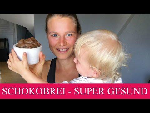 SUPER NÄHRREICHER BREI FÜR KINDER - ROHKOST