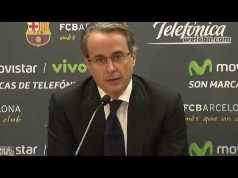 Javier Faus sobre Telefónica, MediaPro, FC Barcelona y los derechos de televisión / www.weloba.es