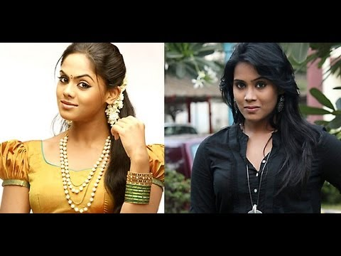 Radha's Daughters Loses Their Market Value | Karthika Nair, Thulasi Nair | Kadal, Ko | Gossip Girl video