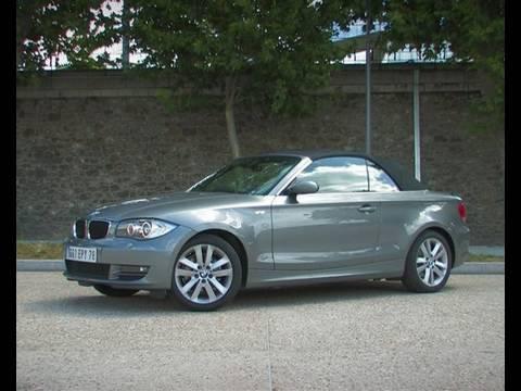 Title: BMW 118d 2.0L E87 0-160 km/h 2009. Essai BMW 118d Cabriolet 2009