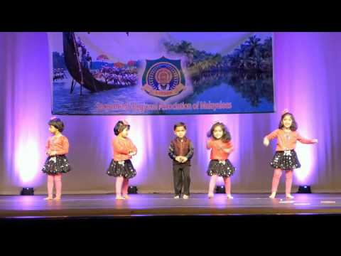 Sargam 2013 Zubi Dubi Kid's Dance video