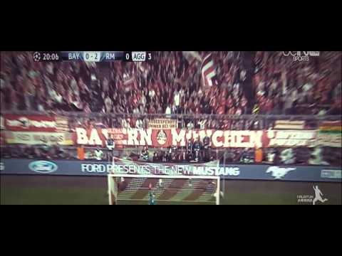 Bayern Munich vs Real madrid 0 4 All Goals and Highlights HD CL 2014