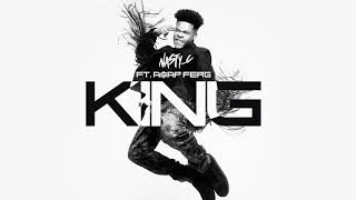 "KING""Nasty C FT a$ap ferg(official audio)"