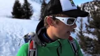 Extreme Snowshoeing