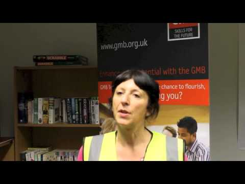 Frances OGrady Brighton learning visit