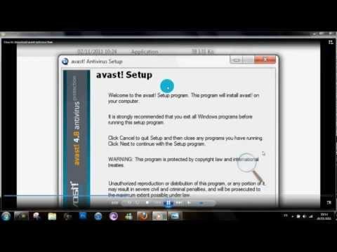 mcafee antivirus trial version 2011