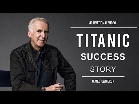 James Cameron Exclusive Interview