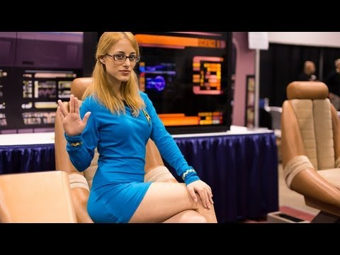 Restoring the Star Trek: The Next Generation Enterprise Bridge