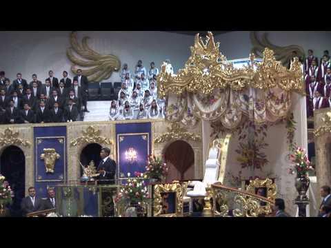 Felicitación al Apóstol de Dios por la Iglesia de Guadalajara
