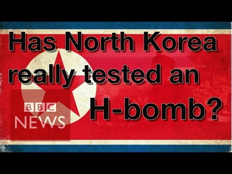 What 'hydrogen bomb' test means for N Korea nuclear aims - BBC News