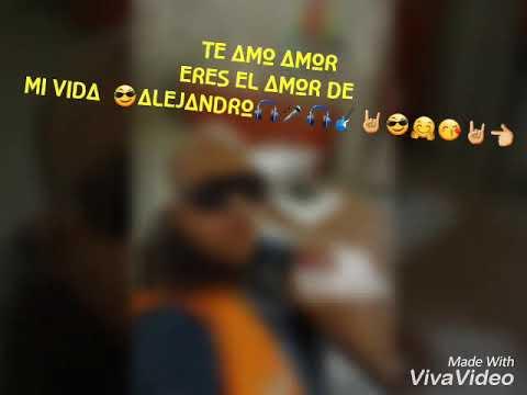 Eres y serás por siempre el amor de mi ALEJANDRO Sánchez Venegas