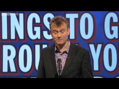 Unlikely Things To Get Through Your Letterbox - Mock the Week - Series 8 Episode 5 Preview - BBC Two