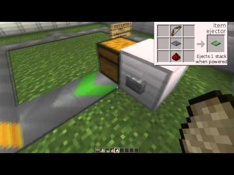 Minecraft 1.2.5. Mod Review - PowerCraft (en Español) PARTE 1