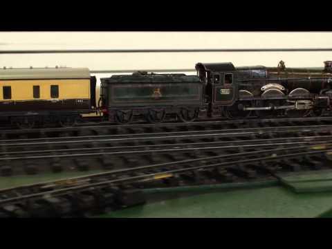 O Gauge Live Steam Salisbury 2014