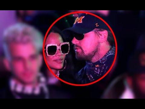 Here's What Happened When Leonardo and Rihanna Reunited at Coachella 2016 | Hollywood High