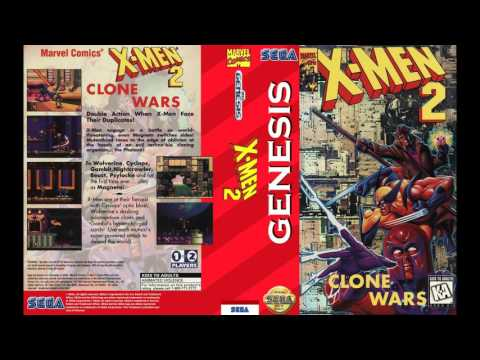 [SEGA Genesis Music] X-Men 2: Clone Wars - Full Original Soundtrack OST