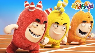 Oddbods NEW | Full Episodes | HEAD START