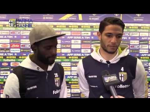 Parma-Udinese: intervista a Silvestre Varela