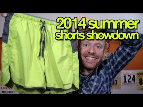 2014 SUMMER RUNNING SHORTS SHOWDOWN   The Ginger Runner