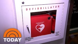 Where To Find An AED In Case Of An Emergency Like Bob Harper's | TODAY