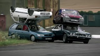 The Ashes Challenge Part 1 | Top Gear | BBC