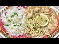 Lemon Chicken Tefal Cook4Me Healthy Cheekyricho Cooking Youtube Video Recipe ep.1,445
