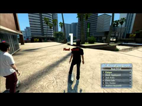 DC King of the Street - Skate 3 (Pt-Br) #12