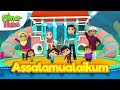 Lagu Kanak-Kanak Islam | Assalamualaikum | Omar & Hana