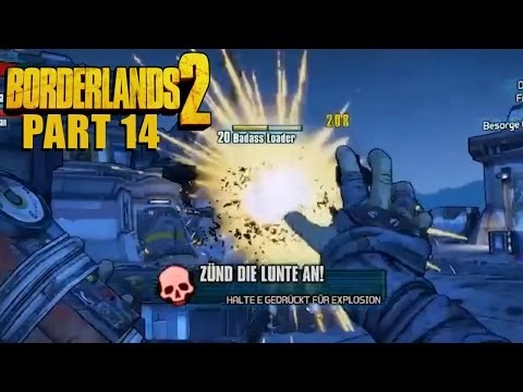 BORDERLANDS 2 - das Chaos LPT - PART 14 (twitch Session upload...