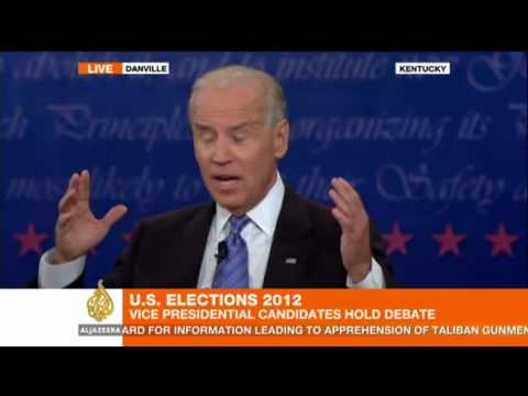 Vice President Joe Biden and Rep. Paul Ryan on Medicare and Voucher Program