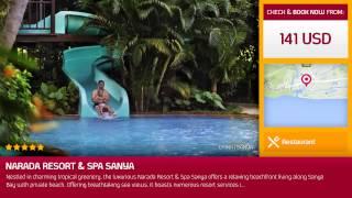 Отзывы об отеле Narada Resort 5*(Санья (о Хайнань))