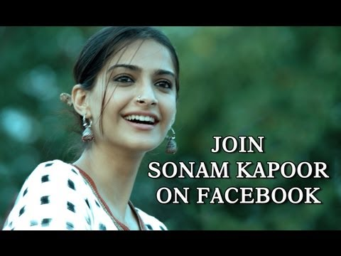 Join Sonam Kapoor On Facebook To Discover Love In 'Raanjhanaa'
