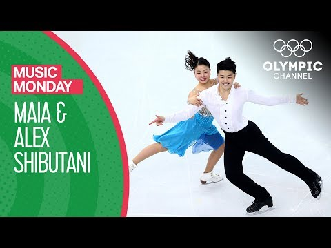 The Best is Yet to Come: Alex & Maia Shibutani in Sochi 2014   Music Monday