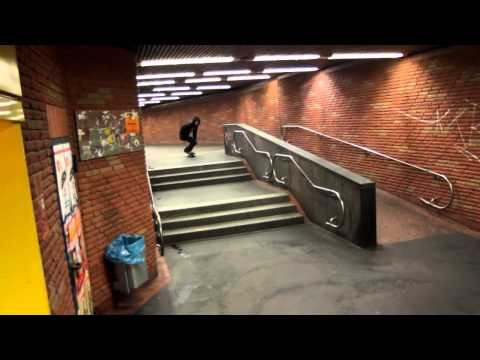 Jim Double Set Bonner Loch Wasted Skateboarding