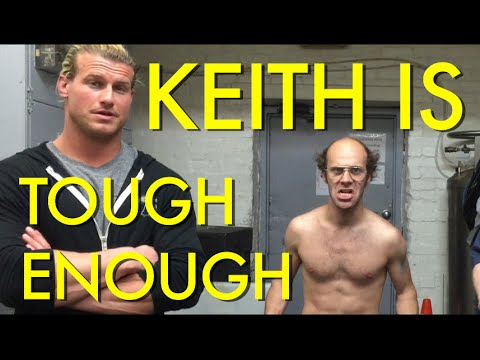 Keith Apicary is Tough Enough